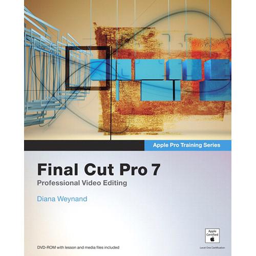 Peachpit Press Apple Pro Train Series: Final Cut Pro 7 (Download)