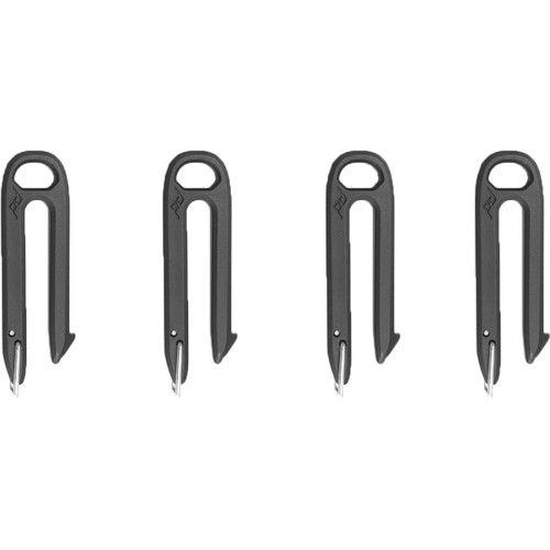 Peak Design C-Clips (4-Pack)