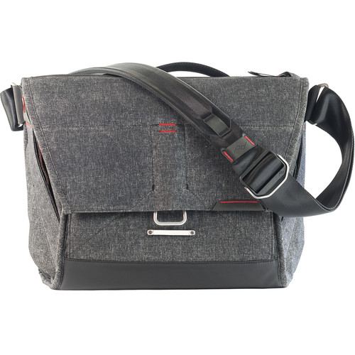 "Peak Design Everyday Messenger 13"" Version 1 (Charcoal)"
