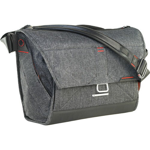 "Peak Design Everyday Messenger 13"" Version 2 (Charcoal)"