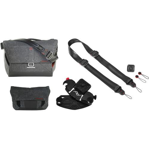 Peak Design Peak Design Traveler's Bundle B&H Kit (Charcoal)