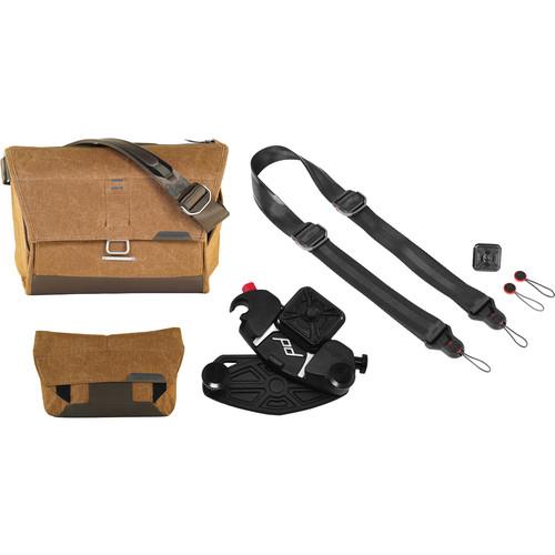Peak Design Peak Design Traveler's Bundle B&H Kit (Tan)
