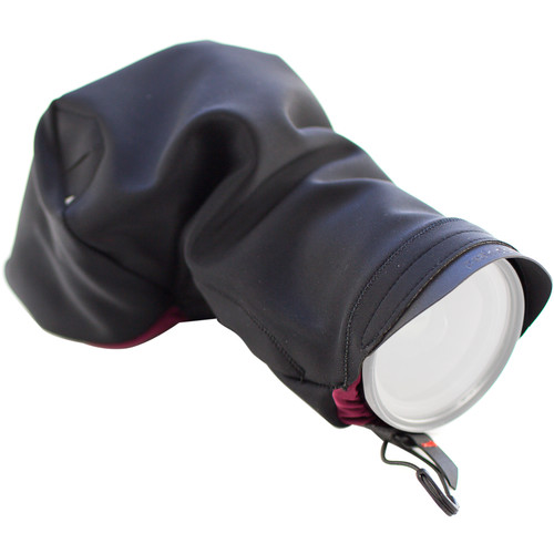 Peak Design Shell Medium Form-Fitting Rain and Dust Cover (Black)