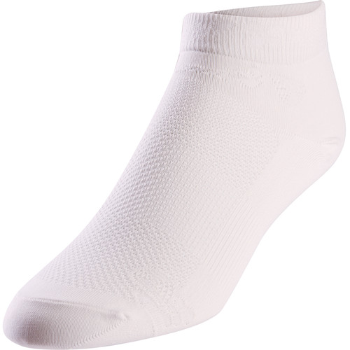 Pearl Izumi Women's Silk Lite Socks (Medium, White)