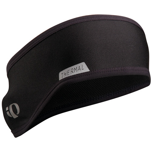 Pearl Izumi Thermal Headband (One-Size, Black)