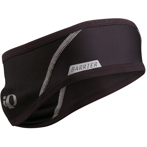 Pearl Izumi Barrier Headband (One-Size, Black)