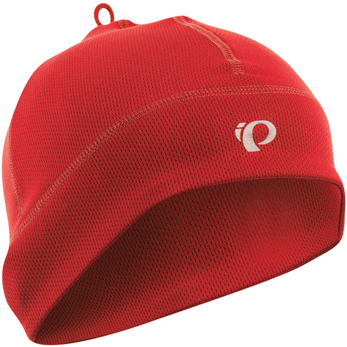 Pearl Izumi Thermal Run Hat (One-Size, True Red)