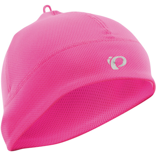 Pearl Izumi Thermal Run Hat (One-Size, Screaming Pink)