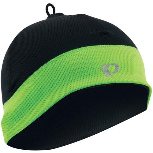 Pearl Izumi Thermal Run Hat (One-Size, Screaming Green/Yellow)