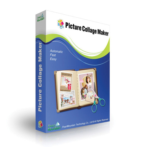 PearlMountain Picture Collage Maker 3.3.7 (Download)