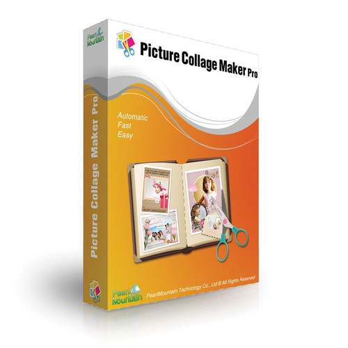 PearlMountain Picture Collage Maker Pro 3.3.7 (Download)
