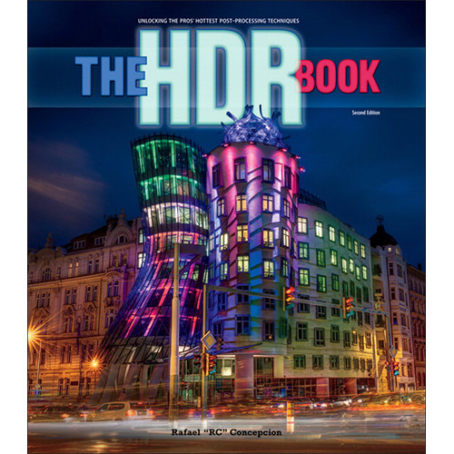 Pearson Education The HDR Book: Unlocking the Pros' Hottest Post-Processing Techniques (Second Edition)