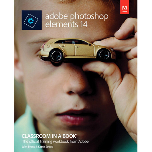 Pearson Education Pearson Education Book: Adobe Photoshop Elements 14 Classroom in a Book