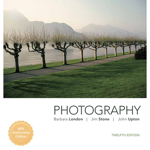 Pearson Education Book: Photography, 12th Edition