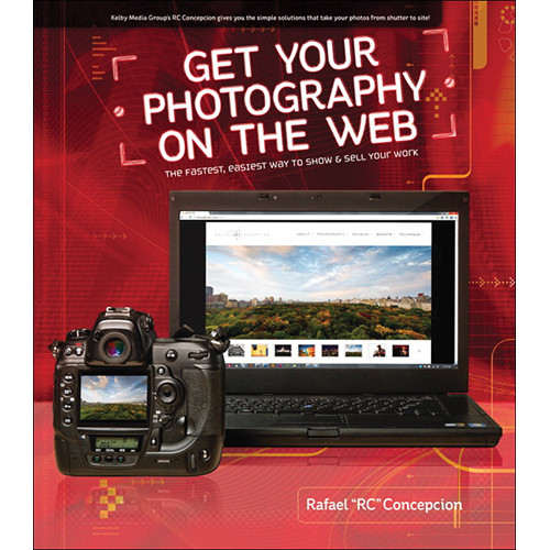 Pearson Education Book: Get Your Photography on the Web
