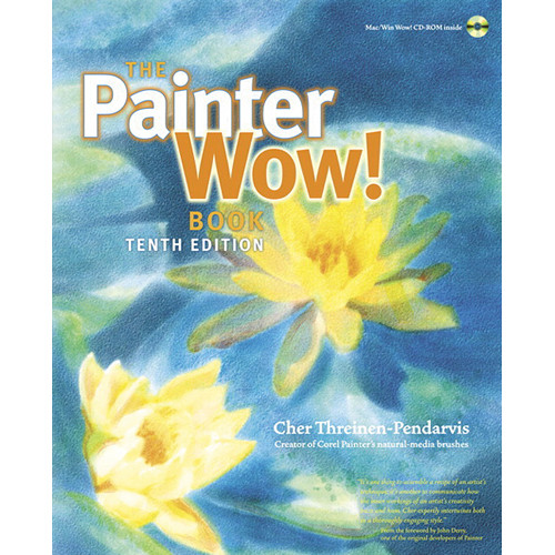 Pearson Education Book: The Painter Wow! Book, 10th ed.