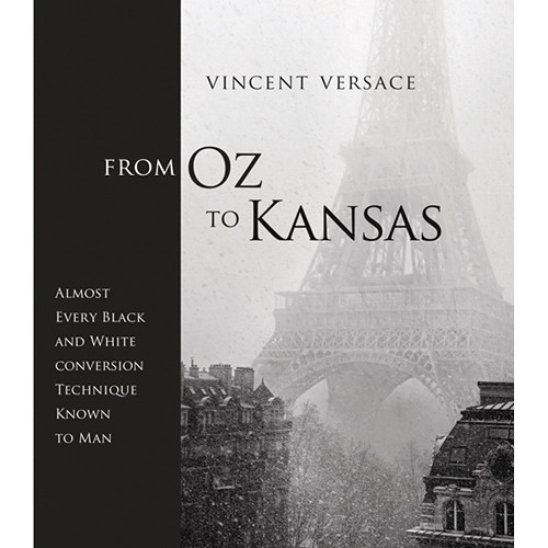 Pearson Education Book: From Oz to Kansas: Almost Every Black and White Conversion Technique Known to Man