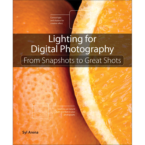 Pearson Education Book: Lighting for Digital Photography