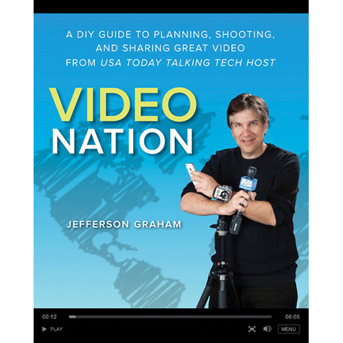 Pearson Education Book: Video Nation