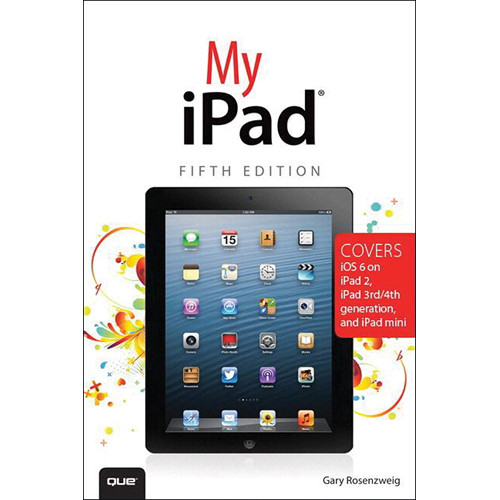 Pearson Education Book: My iPad (5th Edition)