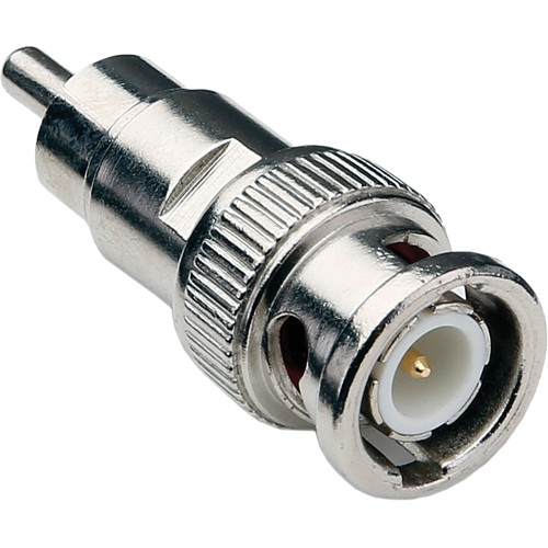 Pearstone BNC Male to RCA Male Adapter