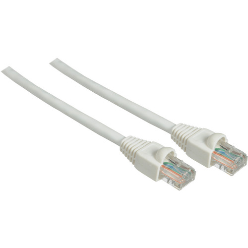 Pearstone 10' Cat5e Snagless Patch Cable (White)