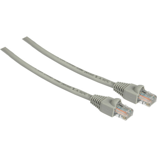 Pearstone 14' Cat6a Snagless Patch Cable (Gray)