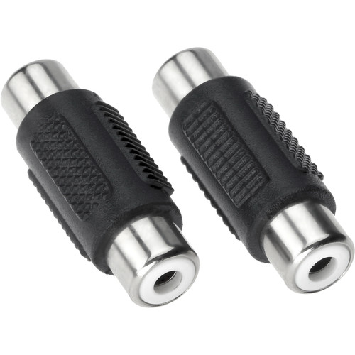 Pearstone RCA to RCA Female Coupler (Pair)