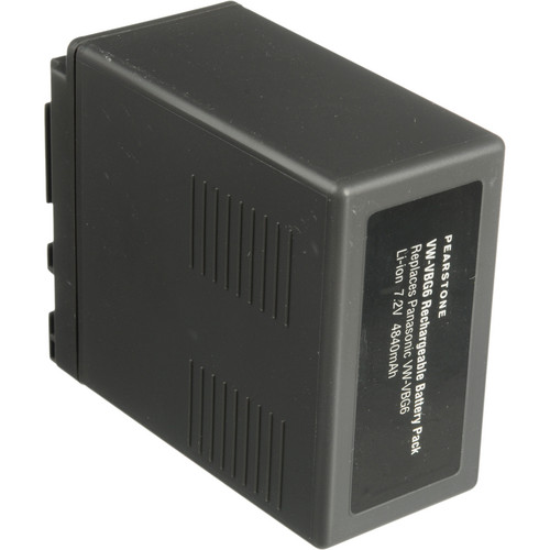 Pearstone VW-VBG6 Lithium-Ion Battery Pack (7.2V, 4840mAh)