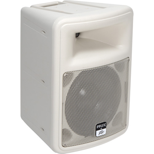 Peavey Impulse 100 2-Way Speaker (White)