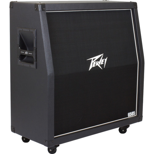 Peavey 6505 240W 4x12 Slant Cabinet for Electric Guitars
