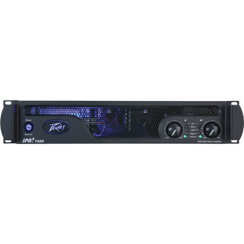 Peavey IPR2 7500 2-Channel Power Amp
