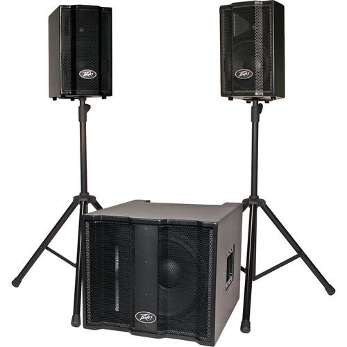 Peavey Triflex II 3-Way 2-channel Sound Reinforcement System