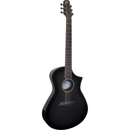 Peavey The X Composite Acoustic Guitar with Electronics (Carbon Burst)