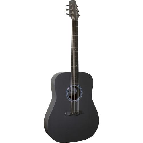 Peavey Legacy Acoustic Guitar (Satin Back/Raw Carbon Fiber Top)