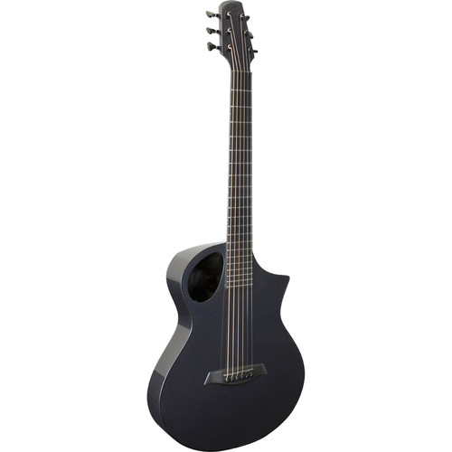 Peavey Cargo Acoustic/Electric Guitar by Composite Acoustics (Solid Blue)