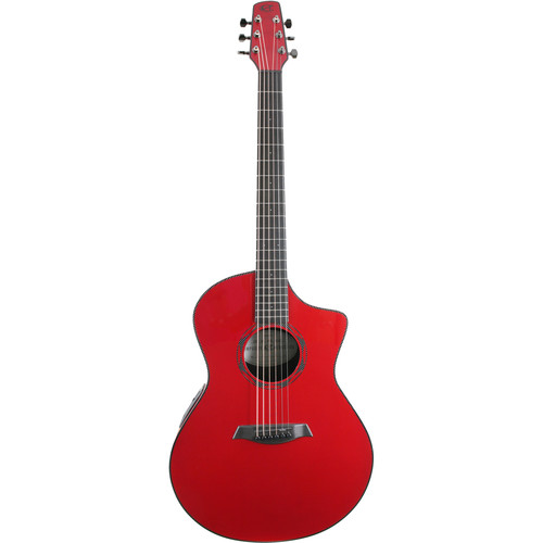 Peavey OX Composite Electric Guitar (Solid Red)