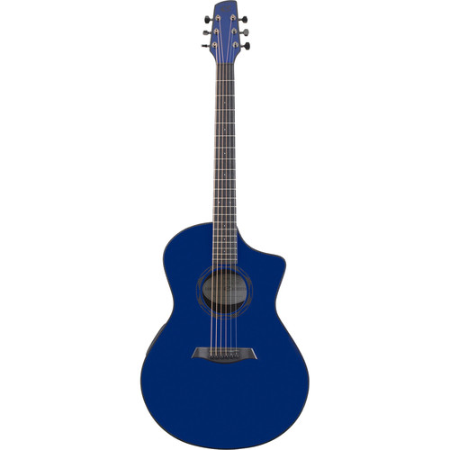 Peavey OX Composite Electric Guitar (Solid Blue)