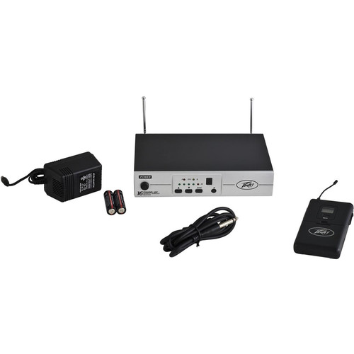 Peavey PV 16  Channel UHF Wireless - GTR