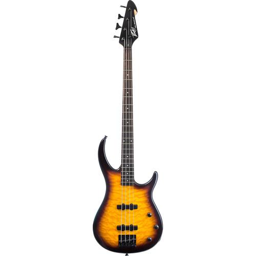 Peavey Millennium 4 4-String Electric Bass Guitar (Vintage Burst)