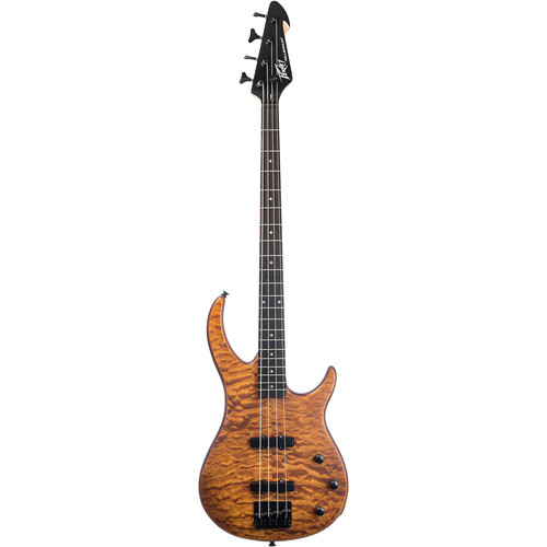 Peavey Millennium 4 4-String Electric Bass Guitar (Natural)