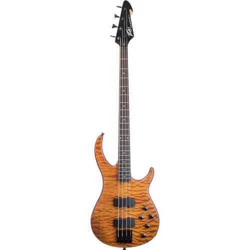 Peavey Millennium AC 4 4-String Electric Bass Guitar (Natural)