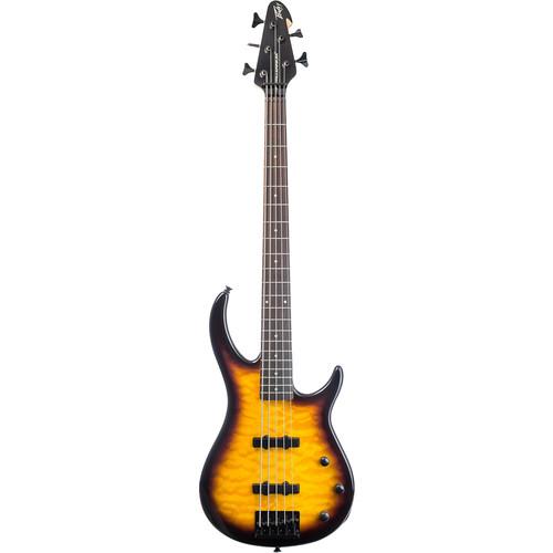 Peavey Millennium 5 5-String Electric Bass Guitar (Vintage Burst)