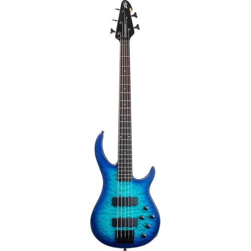 Peavey Millennium AC 5 5-String Electric Bass Guitar (Blue Burst)