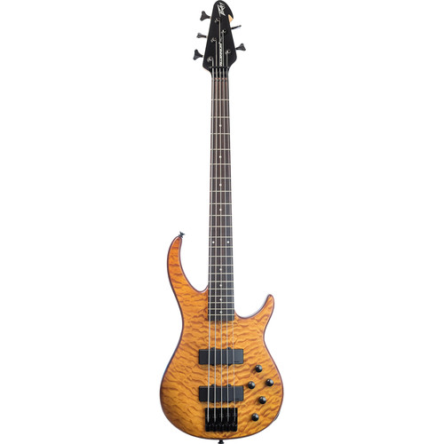 Peavey Millennium AC 5 5-String Electric Bass Guitar (Natural)