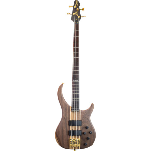Peavey Cirrus 4 4-String Electric Bass Guitar (Walnut)