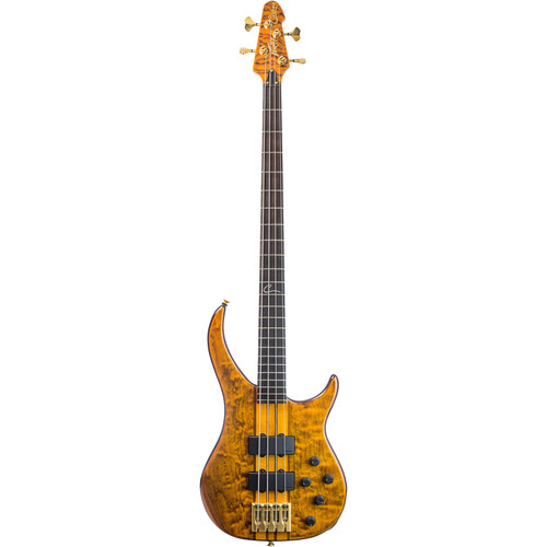 Peavey Cirrus 4 4-String Electric Bass Guitar (Tiger Eye)