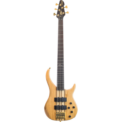 Peavey Cirrus 5 5-String Electric Bass Guitar (Red Oak)
