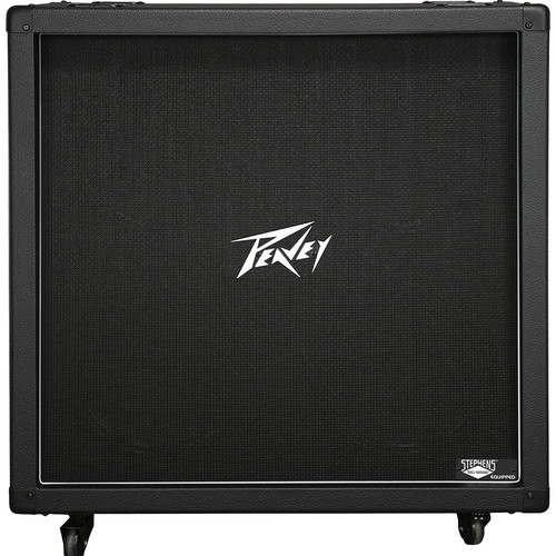Peavey 430B Straight 4x12 Cabinet for Electric Guitar Amplifier