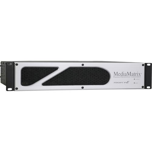 MediaMatrix NION nE MediaMatrix Digital Audio Processing System (2RU)